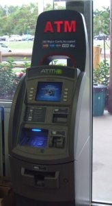 Our ATM Machine-Stratford